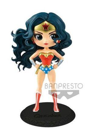 DC COMICS MINIFIGURA Q POSKET WONDER WOMAN B SPECIAL COLOR VERSION 14 CM