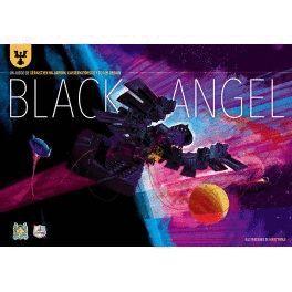 BLACK ANGEL JUEGOS DE MESA CIENCIA FICCIÓN