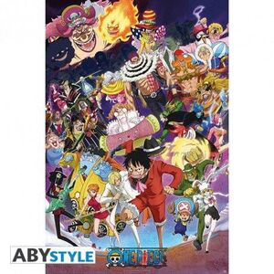 ONE PIECE - POSTER