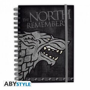 GAME OF THRONES - NOTEBOOK