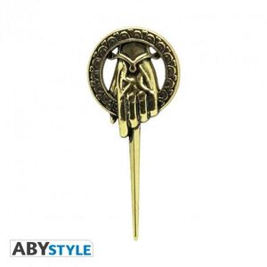 GAME OF THRONES - PIN 3D HAND OF THE KING