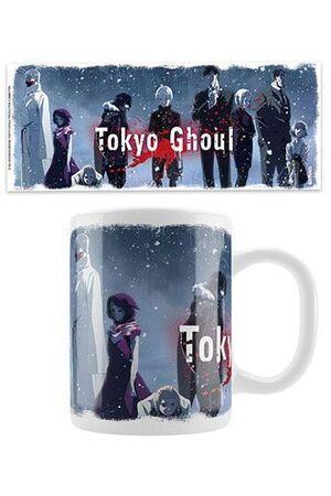TOKYO GHOUL TAZA GHOUL NIGHT