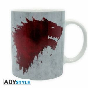 GAME OF THRONES - MUG - 320 ML -THE NORTH REMEMBERS-