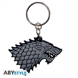 GAME OF THRONES - KEYCHAIN PVC
