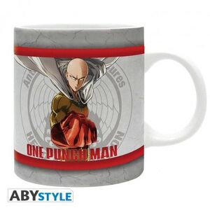 ONE PUNCH MAN - TAZA - 320 ML - HÉROES