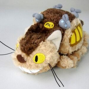 GHIBLI - PLUSH CAT-BUS 12CM