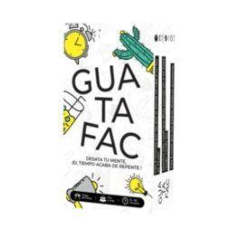 GUATAFAC JUEGOS DE CARTAS PARTY GAMES