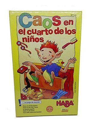 HABA - CAOS EN EL CUARTO DE LOS NIÑOS