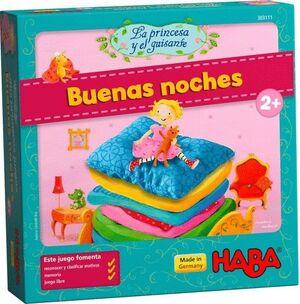 HABA - MIS PRIMEROS JUEGOS: LA PRINCESA Y EL GUISANTE – BUENAS NOCHES
