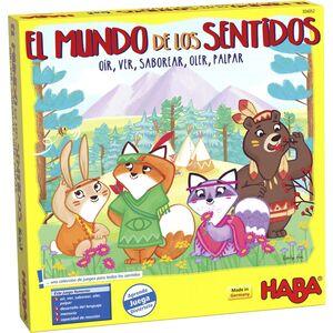 HABA - EL MUNDO DE LOS SENTIDOS