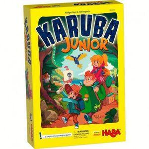 HABA - KARUBA JUNIOR JUEGOS DE MESA INFANTILES
