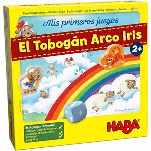 HABA - MIS PRIMEROS JUEGOS – EL TOBOGÁN ARCO IRIS