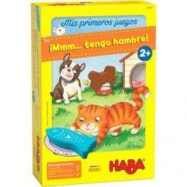 HABA - MIS PRIMEROS JUEGOS: MMM... TENGO HAMBRE JUEGOS DE MESA INFANTILES