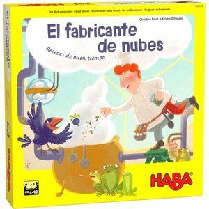 HABA - EL FABRICANTE DE NUBES JUEGOS DE MESA INFANTILES