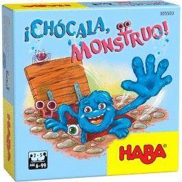 HABA - CHOCALA MONSTRUO JUEGOS DE MESA INFANTILES
