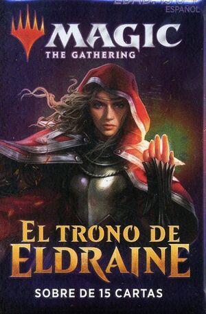 SOBRE MAGIC THE GATHERING EL TRONO DE ELDRAINE
