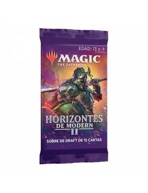 MAGIC: HORIZONTES DE MODERN 2 - SOBRE DE DRAFT (15 CARTAS) (CASTELLANO)