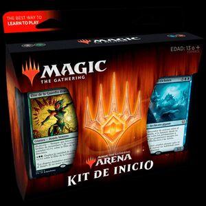 MAGIC THE GATHERING: KIT DE INICIO DE MTG ARENA DE 2021 (CASTELLANO)