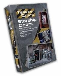 STARSHIP DOORS STAR SAGA