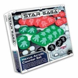 STAR SAGA NEXUS ACRYLIC COUNTER SET