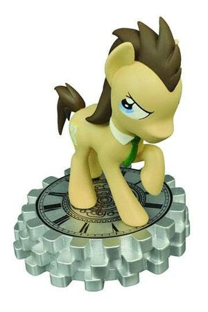 MY LITTLE PONY HUCHA DR WHOOVES 17 CM