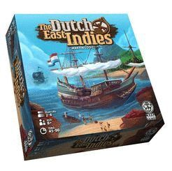 THE DUTCH EAST INDIES - STANDARD EDITION