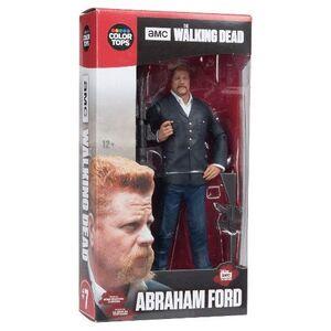 ABRAHAM FORD FIGURE 18 CM WALKING DEAD