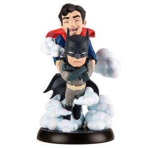 FIGURA DC COMICS BATMAN & SUPERMAN