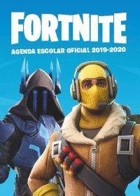 FORTNITE AGENDA ESCOLAR 2019 2020