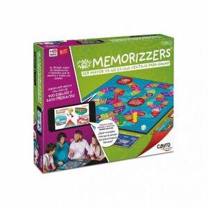 MEMORIZZERS JUEGOS DE MESA EDUCATIVOS