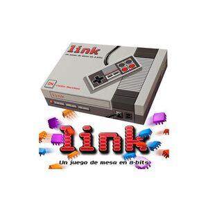 LINK - UN JUEGO DE MESA DE 8-BITS