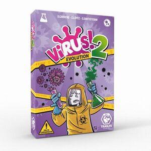 VIRUS 2 EVOLUTION JUEGOS DE CARTAS FAMILIARES