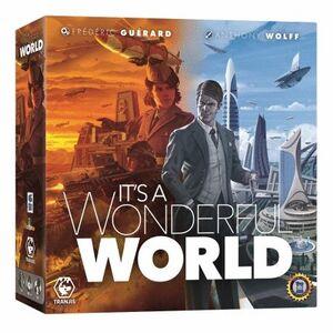IT'S A WONDERFUL WORLD JUEGOS DE MESA CIENCIA FICCIÓN