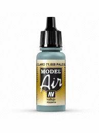 PINTURA AEROGRAFIA MODEL AIR AZUL CLARO 17ML