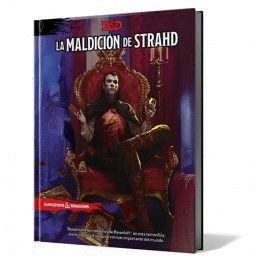 DUNGEONS AND DRAGONS: LA MALDICION DE STRAHD JUEGOS DE ROL