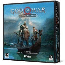 GOD OF WAR: EL JUEGO DE CARTAS JUEGOS DE CARTAS VIDEOJUEGOS