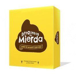 PREGUNTAS DE MIERDA 2ª EDICION JUEGOS DE CARTAS PARTY GAMES