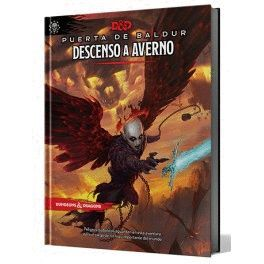 DUNGEONS AND DRAGONS: DESCENSO A AVERNO