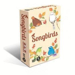 SONGBIRDS JUEGOS DE MESA ANIMALES