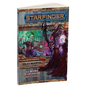 STARFINDER - SOLES MUERTOS 6: LA IMPERIO DE LOS HUESOS JUEGOS DE ROL