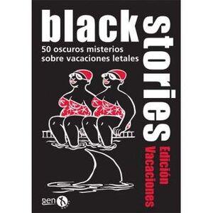 Black stories vacaciones