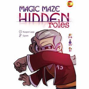 MAGIC MAZE ROLES OCULTOS