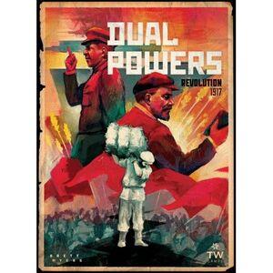 DUAL POWERS: REVOLUCIÓN 1917 JUEGOS DE MESA HISTÓRICOS