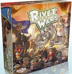 RIVET WARS (INGLÉS)