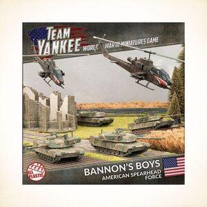 TEAM YANKEE BANNONS BOYS