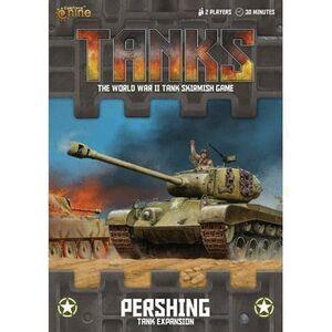 PERSHING TANK EXPANSION