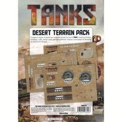 TANKS DESERT TERRAIN PACK