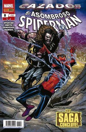 SPIDERMAN VOL 2 # 157 EL ASOMBROSO SPIDERMAN 8