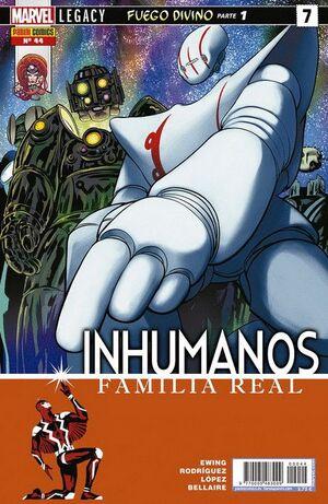 INHUMANOS Nº44