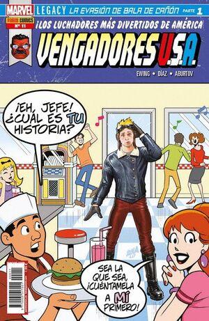 VENGADORES USA 11